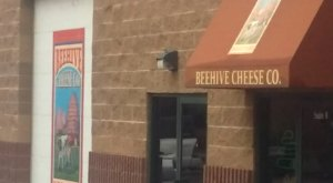 The Best Flavored Cheddar in America Is Found Right Here In Utah, At Beehive Cheese