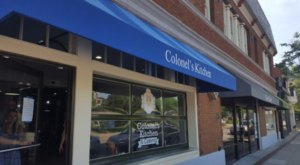 A Popular Local Spice Company Has A Restaurant And You'll Want To Try Colonel's Kitchen Near Cincinnati