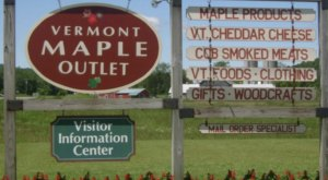 The Vermont Maple Outlet In Vermont Where You'll Find Hundreds Of Tasty Varieties