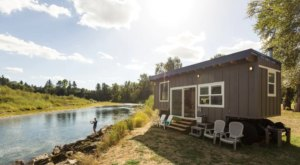 You'll Be Snug As A Bug In A Rug When You Stay Overnight At These 5 Tiny Homes In Oregon
