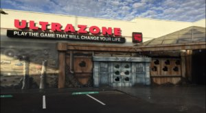 Go On A Realistic Laser Tag Mission At ULTRAZONE In Southern California