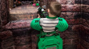 Go On A Realistic Laser Tag Mission At G-Force Adventures In Maine