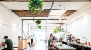 Sey Coffee In Brooklyn Was Recently Named A Top Coffee Shop In The United States