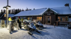 A Guided Snowmobile Trip Across Idaho's Sawtooth Basin Is Just What You Need This Winter