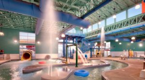 Wyoming Is Home To An Indoor Waterpark Hiding In Between Two Of Gillette's Most Underrated Hotels