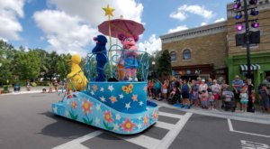 Families Will Adore Sesame Street Land, America's Top-Rated New Amusement Park Attraction