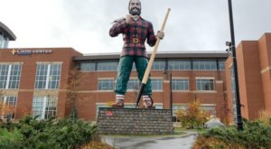 The Paul Bunyan Statue In Maine Was Just Added To A US Travel Bucket List… And We Couldn't Agree More