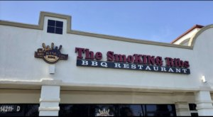 Don't Let The Outside Fool You, The Smoking Ribs BBQ Restaurant In Southern California Is A True Hidden Gem