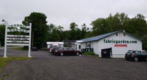 The Largest Quilting Store In Maine Has More Than 10,000 Bolts Of Fabric