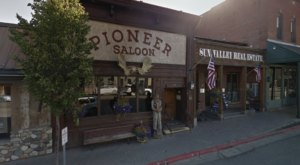 The Massive Prime Rib At Pioneer Saloon In Idaho Belongs On Your Dining Bucket List