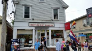 Once You Try The Authentic Pastries At Provincetown Portuguese Bakery In Massachusetts, Nothing Else Will Do