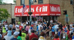 Bulldogs Grill In Illinois Has Over 15 Different Burgers To Choose From