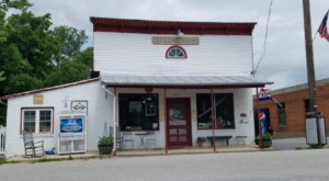 Built In 1901, Virginia's Middlebrook Mercantile Is An Old Fashioned General Store You'll Love To Visit
