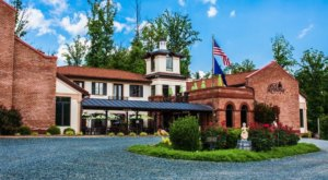 You'll Love Visiting Potomac Point Winery, A Little Slice Of Tuscany Hiding In Northern Virginia