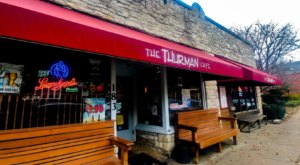 The Thurman Cafe In Ohio Has Over 20 Different Burgers To Choose From