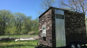 For Just $75 A Night, You Can Stay In A Modern Loft Tiny House In Nebraska