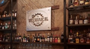 Feel Like A Member Of A Secret Society At The Mechanical Room, A Speakeasy In Nebraska
