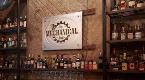 Feel Like A Member Of A Secret Society At The Mechanical Room, A Speakeasy In Nebraska