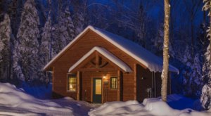 Warm Up By The Fire At The Robert Frost Mountain Cabins In Vermont All Winter Long