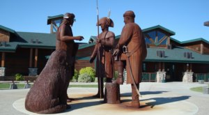The Lewis & Clark Interpretive Center In North Dakota Has A Historic Fort, State-Of-The-Art Museum, And So Much More