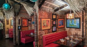 Immerse Yourself In A Tiki Paradise At Max's South Seas Hideaway In Michigan