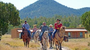 6 Picturesque Guest Ranches Where You Can Experience A Piece Of New Mexico's Rural Life