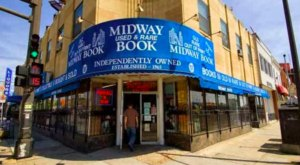 Browse Your Way Through Midway Books, A Three-Story Bookstore In Minnesota