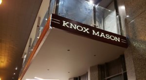 Enjoy A Classy Date Night At Knox Mason, A New Restaurant In Downtown Knoxville, Tennessee