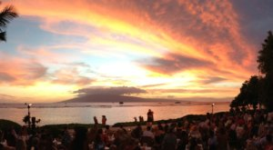 For A Wonderfully Authentic Hawaiian Experience, Check Out The Feast At Lele Luau