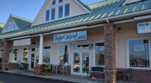 Visit Sugar Island, A 2-Story Bookstore In North Carolina That Also Sells Baked Goods, Fresh Eggs, Pottery, And More