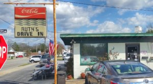 Visit Ruth's Drive-In, The Small Town Burger Joint In South Carolina That's Been Around Since 1945