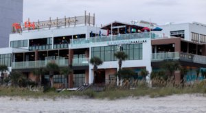 Enjoy Ocean Views And Delicious Mexican Food At Banditos Cantina In South Carolina