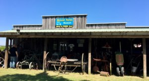 Hop In A Time Machine When You Visit The Antique Museum At McLeod Farms In South Carolina