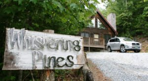 Have Family Fun Year-Round In A Camping Cabin At Adventure Village Campground In North Carolina
