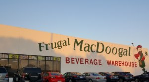 The Enormous Frugal MacDoogal Beverage Warehouse In South Carolina May Become Your New Favorite Place To Shop