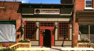 Cornerstone Burger Co. In Vermont Has Over 15 Different Burgers To Choose From