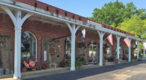 You Could Spend Hours In Little Mountain Unlimited, A Gigantic Antique Mall In South Carolina