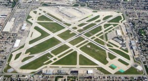 One Of The Oldest Airports In The U.S., Chicago Midway International Airport In Illinois Is Now 93 Years Old
