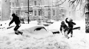 Over 50 Years Ago, Illinois Was Hit With The Worst Blizzard In History