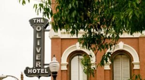 Stay In Style At The Beautiful, Historic Oliver Hotel In The Heart Of Downtown Knoxville, Tennessee