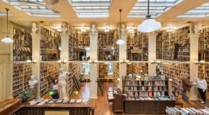 The Providence Athenaeum In Rhode Island Was Just Added To A US Travel Bucket List… And We Couldn't Agree More