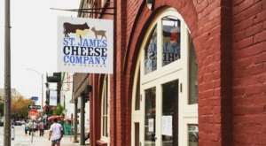 St. James Cheese Company Is A Cheese Haven Hiding In New Orleans And It's Everything You've Dreamed And More