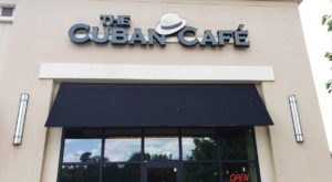 Enjoy Authentic Cuban Cuisine That Locals Rave About At The Cuban Cafe In Alabama