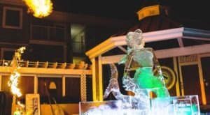 Delaware's Fire And Ice Festival Is Bigger Than Ever This Year And You'll Want To Join In On The Fun