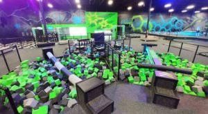 One Of The State's Largest Indoor Obstacle Parks Is Right Here In Arizona At Defy Tucson