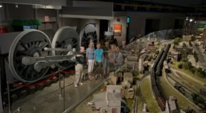 The World's Largest Indoor Train Display Is Right Here In Ohio At EnterTrainment Junction