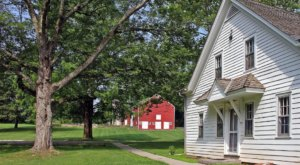 Find An Oasis Of Creativity At The Historic Farmstead Arts Center In New Jersey