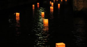 The Lights Water Lantern Festival In Nebraska Is A Night Of Pure Magic