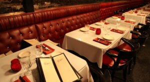 Travel Back To The 1950s At Vito's, An Old School Italian Lounge In Washington