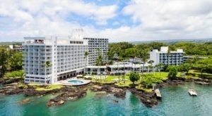 With 180-Degree Ocean Views, Hawaii's Grand Naniloa Hotel Is Quite The Retreat